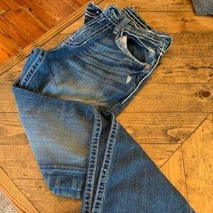 BigStar Bootleg Cut Jeans